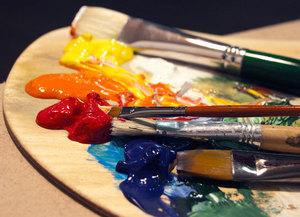 пензлі для художнього живопису