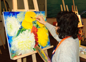 живопись для взрослых и детей в Киеве