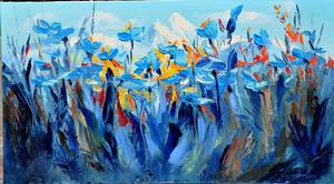 индивидуальные уроки живописи и рисунка