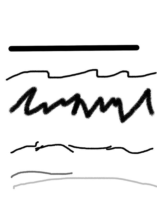 Лінія як основний композиційна складова у живопису